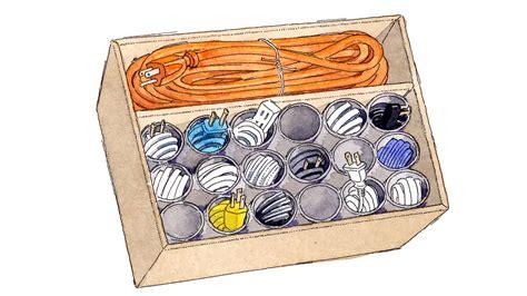 organize cords on organizing ideas home organization ideas