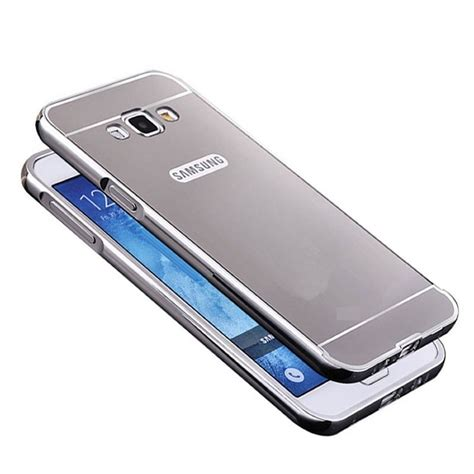 Mirror Samsung J2 Bumper With Sliding Samsung J2 Murah leeco le2 cover by dmgc silver plain back covers at low prices snapdeal india