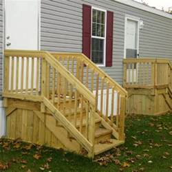 home steps find the right mobile home steps or stairs for you