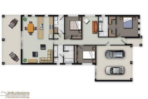 Color Floor Plan   Residential Floor Plans   2d Floor Plan