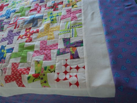 What Size Is A Baby Quilt by Material Pint Size Baby Quilt