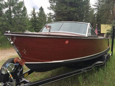classic runabout boat for sale 2007 used grand craft 22 runabout antique and classic boat
