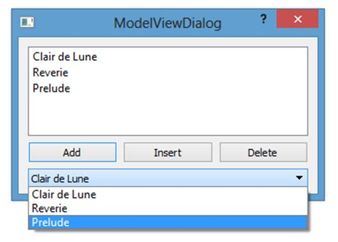 qt tutorial model view qt5 tutorial modelview with qlistview and qstringlistmodel