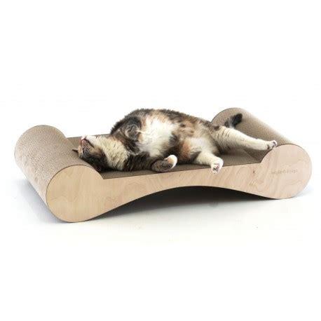 gatto a letto tiragraffi economici per gatti letto in cartone pressato