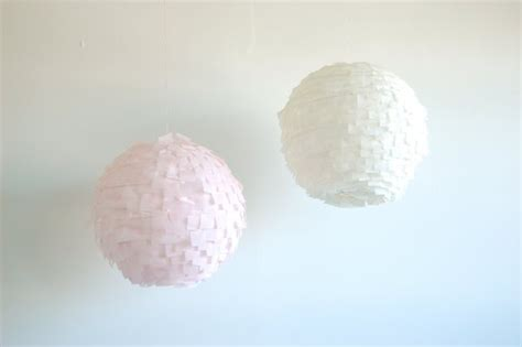 How To Make Crepe Paper Lanterns - diy modern crepe paper lanterns project wedding
