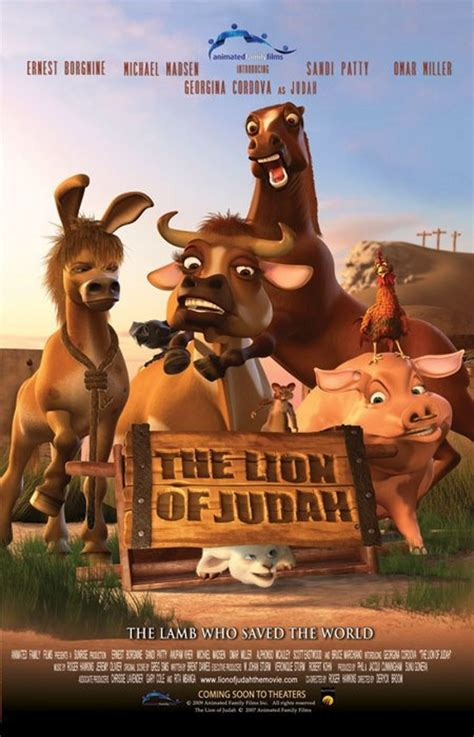 film lion of judah the lion of judah poster
