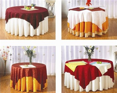 types of table covers table cover decoration home decorating ideas