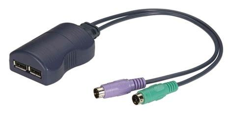 Converter Stik Ps2 To Usb kvusb ps2 ps 2 to usb km adapter black box