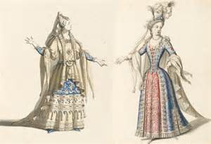 costumes theatre 17eme siecle