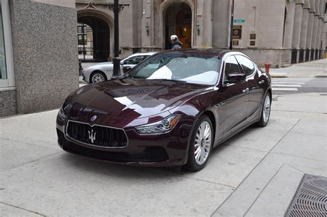 2014 Maserati Ghibli Sq4 by 2014 Maserati Ghibli Sq4 S Q4 Stock M264 For Sale Near