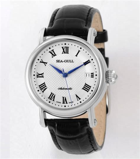 affordable menswear automatic blue
