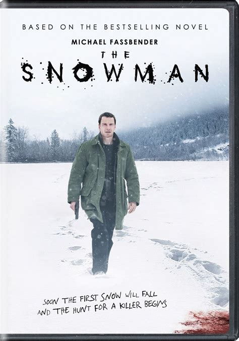 film 2017 the snowman the snowman dvd release date january 16 2018