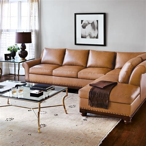 camel color leather sectional sofa 12 inspirations of camel sectional sofa