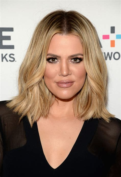 khole hair cuts khloe kardashian kocktails with khloe panel 2016