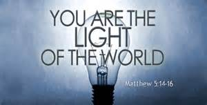 You Are The Light Of by You Are The Light Of The World