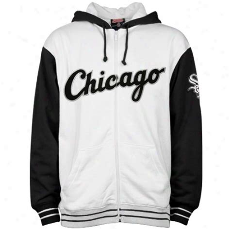 Hoodie Chicago White Sox 02 High Quality chicago cubs royal blue plush the web sport world dot
