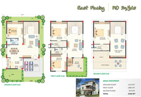 Open Layout Floor Plans Welocme To The Relcon Marvel A Premium Gated Community