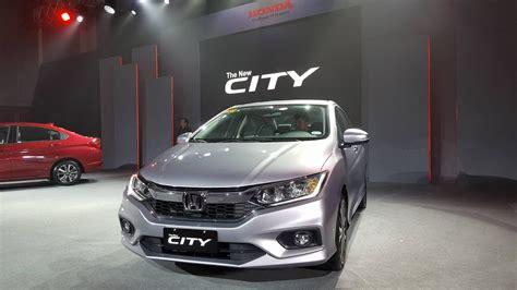 Honda City New Model 2018 by Honda Cars Philippines Unveil 2018 New Honda City