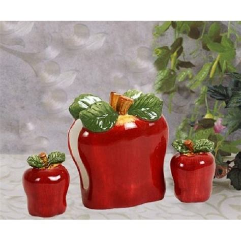 apple canisters for the kitchen kitchen designs apple decorations for the kitchen soap