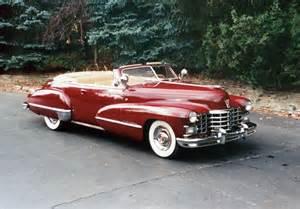 1947 Cadillac Convertible 1947 Cadillac 62 Series Convertible Wheel S