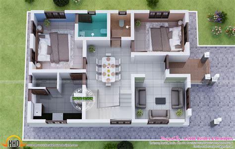 3 d house plans