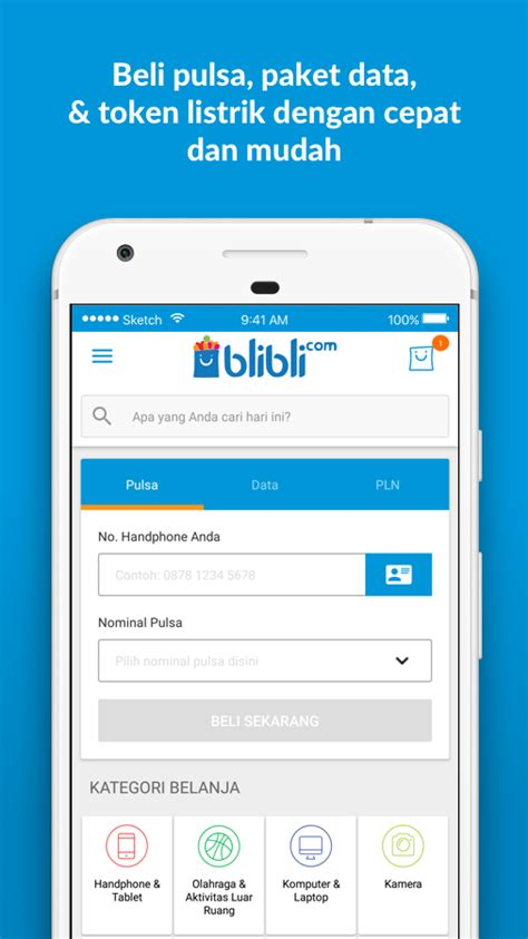 blibli english blibli com belanja online android apps on google play