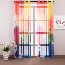 colorful curtains europe design colorful curtain for bedroom decorative