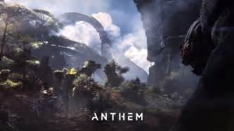 Anthem Sci Fi Monster Game Wallpaper #47435