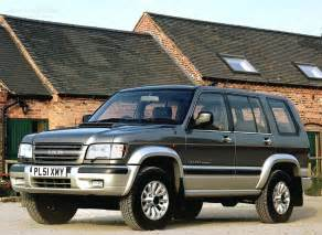 2002 Isuzu Trooper Review Isuzu Trooper 5 Doors 1998 1999 2000 2001 2002