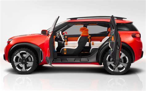 Citroen Cars by Citroen Shows Aircross Concept Car