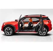 Citroen Shows Off Aircross Concept Car