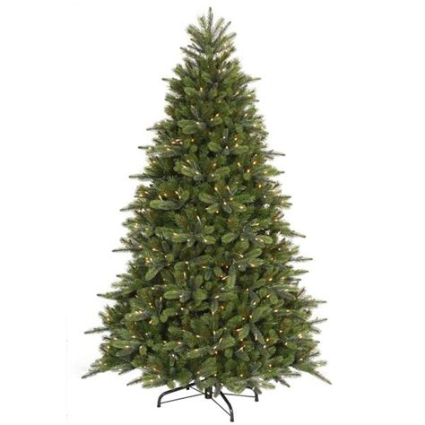 vickerman 19335 7 x 55 quot hawthorne mixed pine 700 clear
