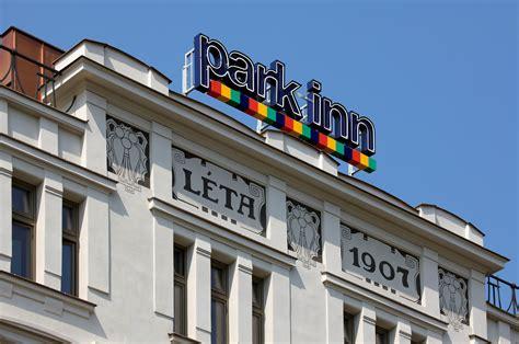 park inn praha document icon