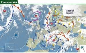 Europe Weather Map by Finland Is Warmest Country In Europe Get Localization Blog