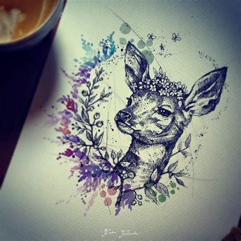 tattoo inspiration animals best 25 deer tattoo ideas on pinterest geometric tattoo