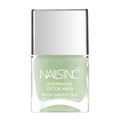 Detox Your Overnight by Nailsinc Overnight Detox Repair Mask 14ml Feelunique