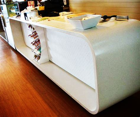 staron 174 solid surfaces by samsung architecture design