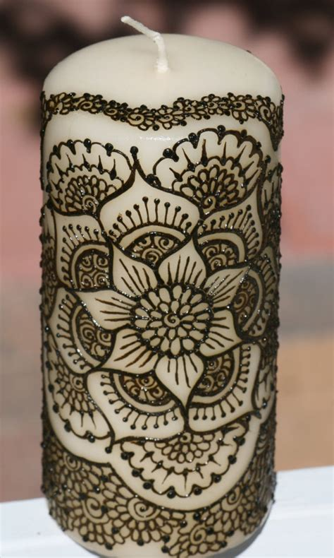 henna design on candle 36 best dotwork mandala tattoos images on pinterest