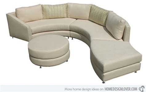 curved sectional sofas classic italian furniture