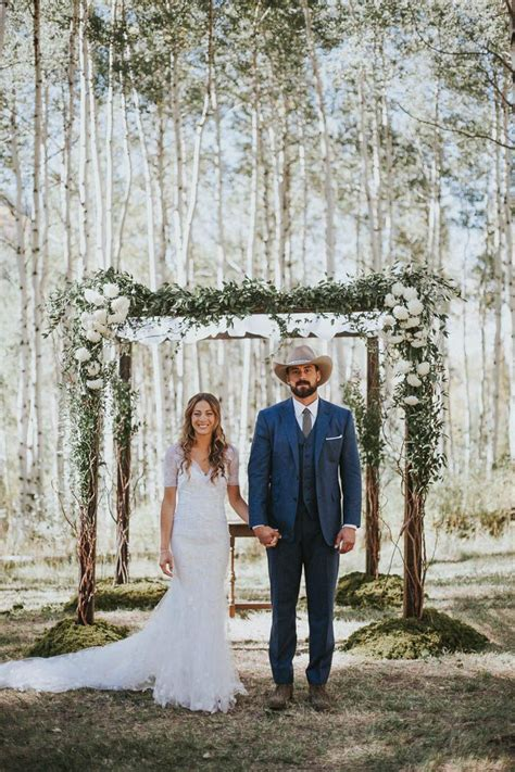 Best 25  Woods wedding ceremony ideas on Pinterest