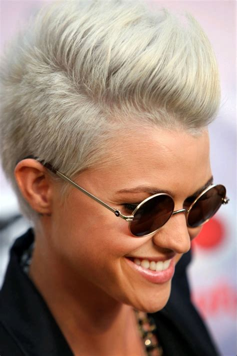 images of short funky hairstyles for women over 60 25 best short haircuts for women