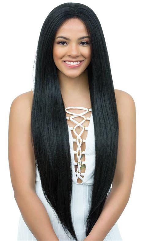 diana hh wig mya diana pure natural human blend lace wig hbw tiffany girl