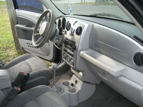 2006 chrysler pt cruiser 5 speed manual transmission