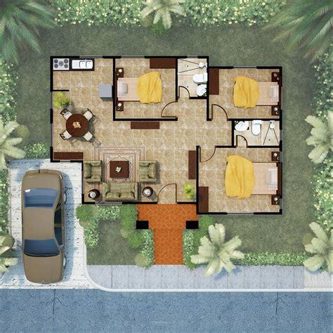 3 bedroom house design in philippines floor plan 3 bedroom house philippines home design and style