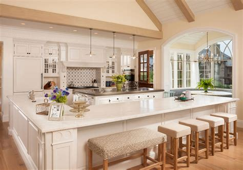 kitchens with an island 70 spectacular custom kitchen island ideas home