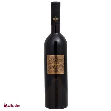 senza parole senza parole 2015 red wine from italy