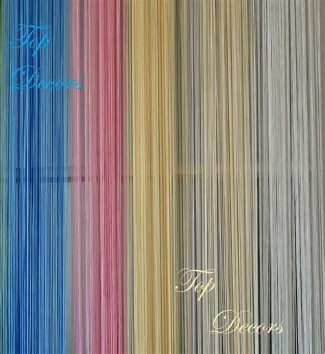 string curtain fringe fly blind w200 x 290 cm w79 l115