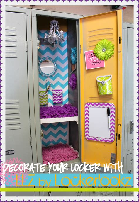 Locker Decor Decorate Your Locker With Llz By Lockerlookz A And