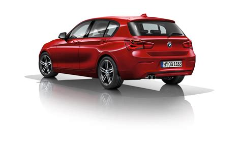Bmw 1er Neues Modell 2015 by Bmw 1er F20 Facelift Neue Formgebung Trifft Sparflamme