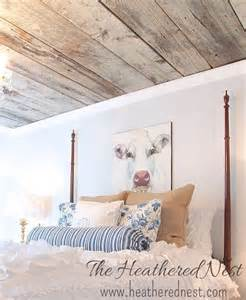 barn board ceiling how to install a barn board ceiling wall decor bedroom
